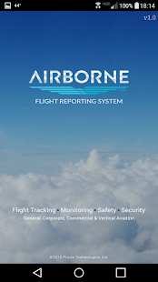Airborne Flight Reporting Sys - screenshot