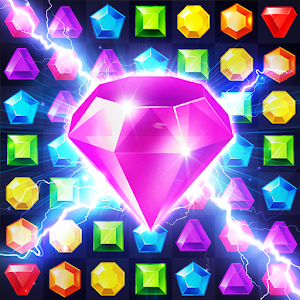 Jewels Planet - Free Match 3 & Puzzle Game For PC / Windows 7/8/10 / Mac – Free Download