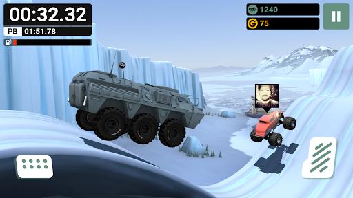MMX Hill Dash screenshot 9