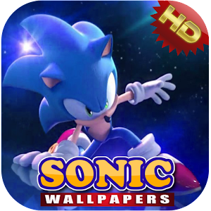 Wallpaper HD For Sonic Games Dash For PC