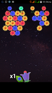 Flower Shooter - Free - screenshot