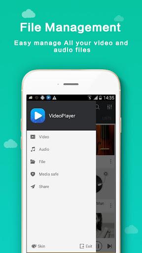 HD Video Player - Media Player screenshot 3