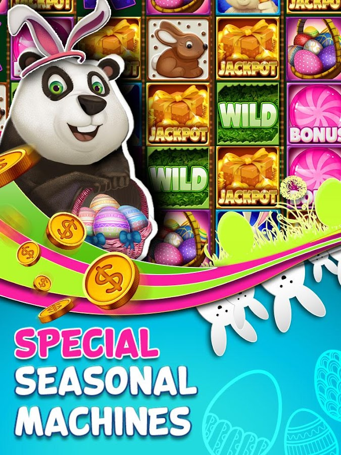 Panda Best Slots Free Casino Screenshot 1