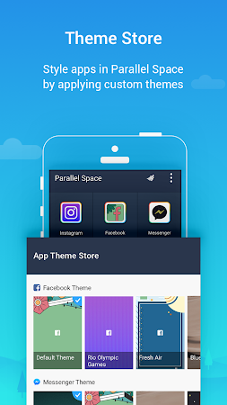 Parallel Space-Multi Accounts 3.1.6548 screenshot 615048