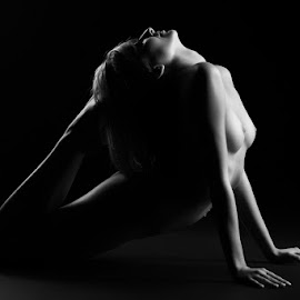 Bend back by Niel Lombaard - Nudes & Boudoir Artistic Nude