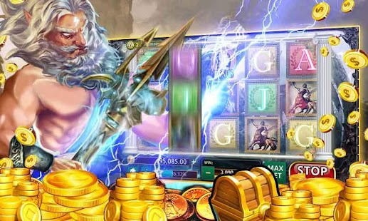 Zeus's Slot Machine - screenshot