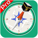 Qibla Compass Pro & Prayer Times