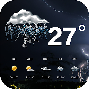 Weather Forecast : live weather and forecast For PC / Windows 7/8/10 / Mac – Free Download