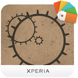 XPERIA Steampunk Zoo Theme