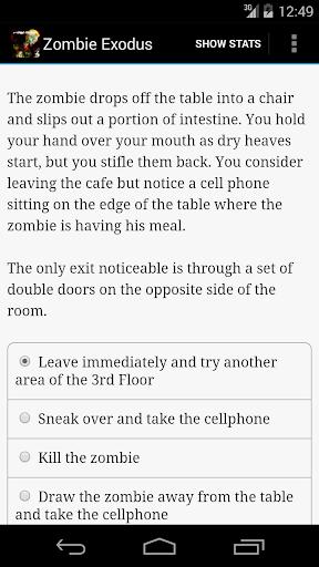 Zombie Exodus - screenshot