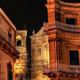 Martina Franca (particolare) by Domenico Liuzzi - Buildings & Architecture Architectural Detail