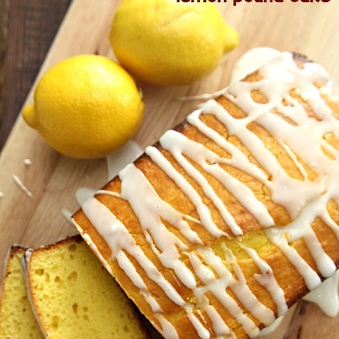Starbucks Copycat Lemon Pound Cake