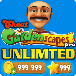 Cheat Gardenscapes & Gardenscapes New Acres For PC