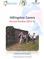 Hillingdon Carers Annual Review 2016-17