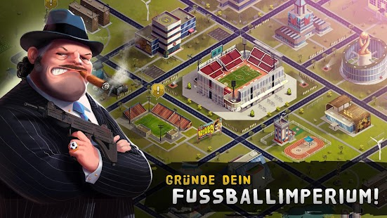 Underworld Football Manager: Mafia Fußballspiel Screenshot