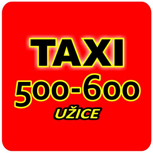 Android aplikacija 500 600 taxi Užice na Android Srbija
