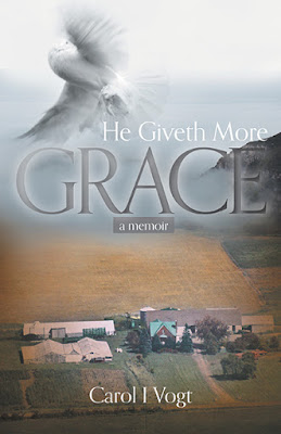 He Giveth More Grace cover