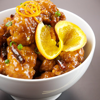 Asian Orange Chicken