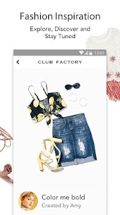 Club Factory-Fair Price APK for Kindle Fire