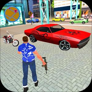 Gangster Miami New Crime Mafia City Simulator PC Download / Windows 7.8.10 / MAC