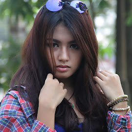 Everlasting Love by Yohanes Arief Dewanto - People Portraits of Women ( picture, model, girl, woman, portrait )