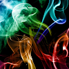 live wallpaper smoke