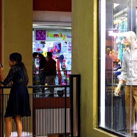 Men will be men ... by Sukant Behera - City,  Street & Park  Markets & Shops ( #market # street #men #women #mall #flirt )