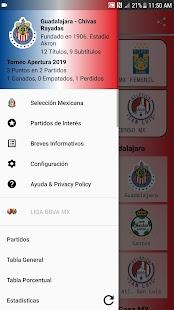 Soccer Mexican League