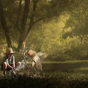 Huyaa.. by Ardy Adriana - Babies & Children Children Candids