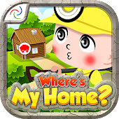 Where's My Home? - Puzzle Game APK for Bluestacks