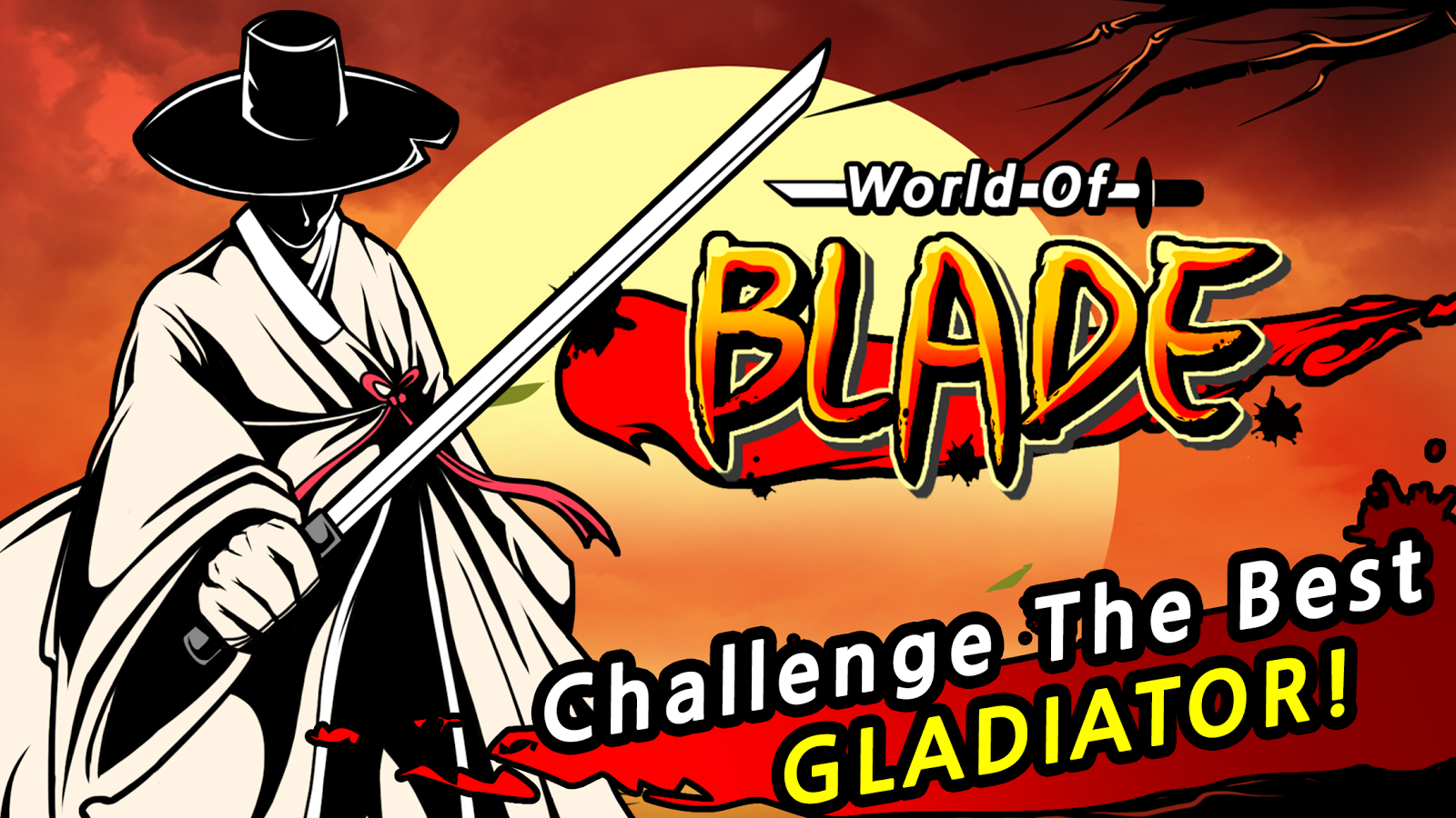 World Of Blade Screenshot 0