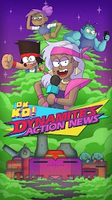 Dynamite\'s Action News - OK K.O.! Apk Download Free for PC, smart TV