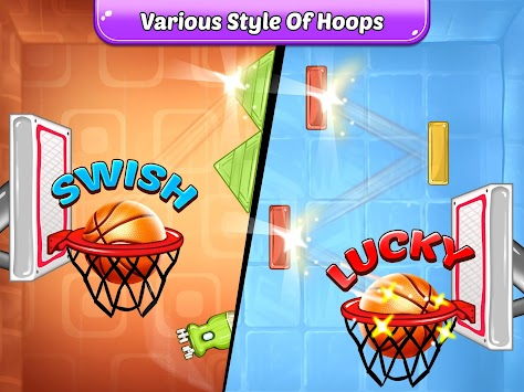 Basketball Superstar - Shoot Crazy Basket Hoops APK screenshot thumbnail 8
