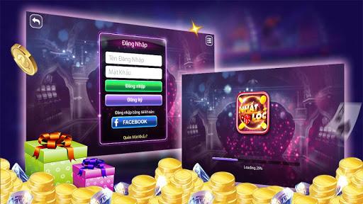 Game danh bai doi thuong Nhất Lộc Online screenshot 1