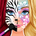 Game Face Paint Costume Party Salon apk for kindle fire