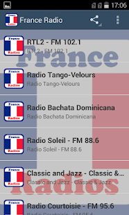 France Radio - screenshot