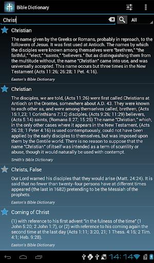 The Original Bible Dictionary® OFFLINE screenshot 6