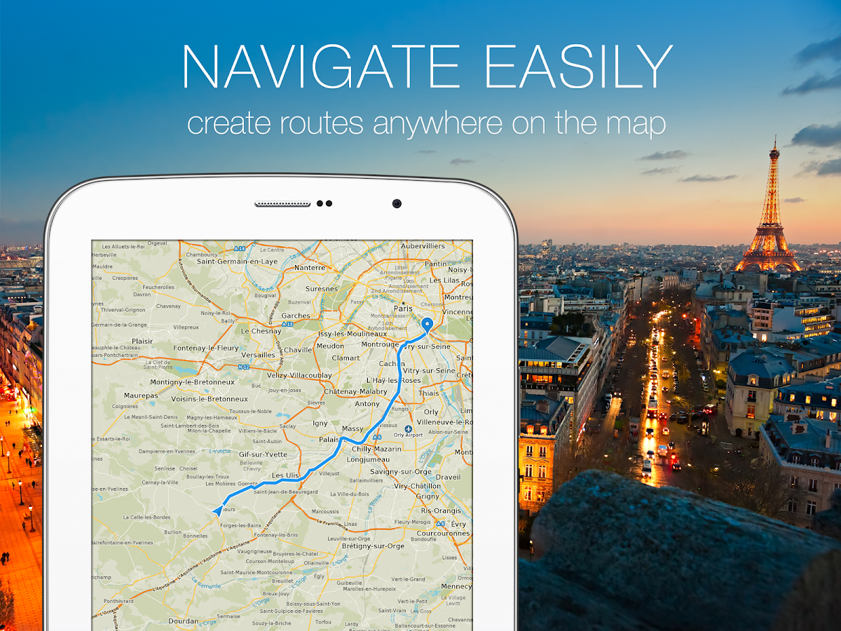 MAPS.ME – Map & GPS Navigation Screenshot 7