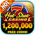 Hot Shot Casino Games - Free Slot Machines APK for Bluestacks