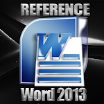 2013 Reference For MS Word APK Image