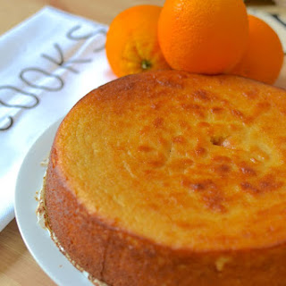 Flourless Orange Cake Recipes