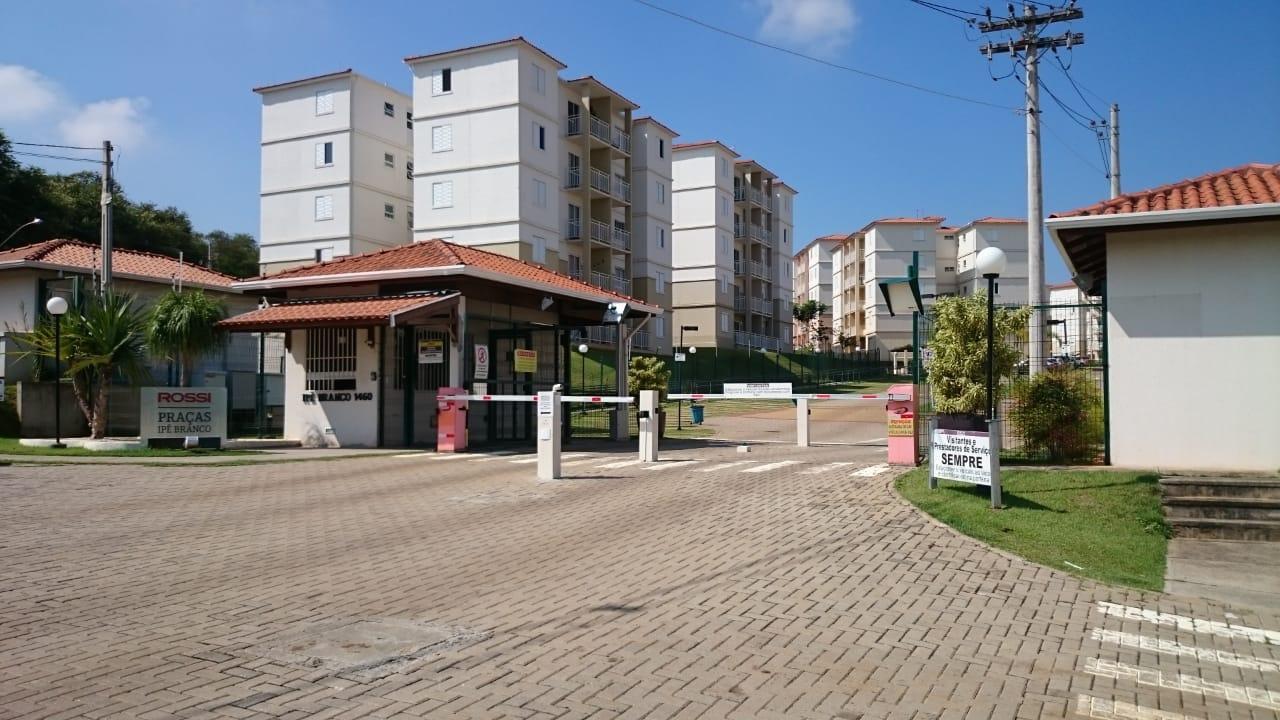 Apartamento com 2 dormitórios à venda, 52 m² por R$ 233.500,00 - Vila Carlota - Sumaré/SP