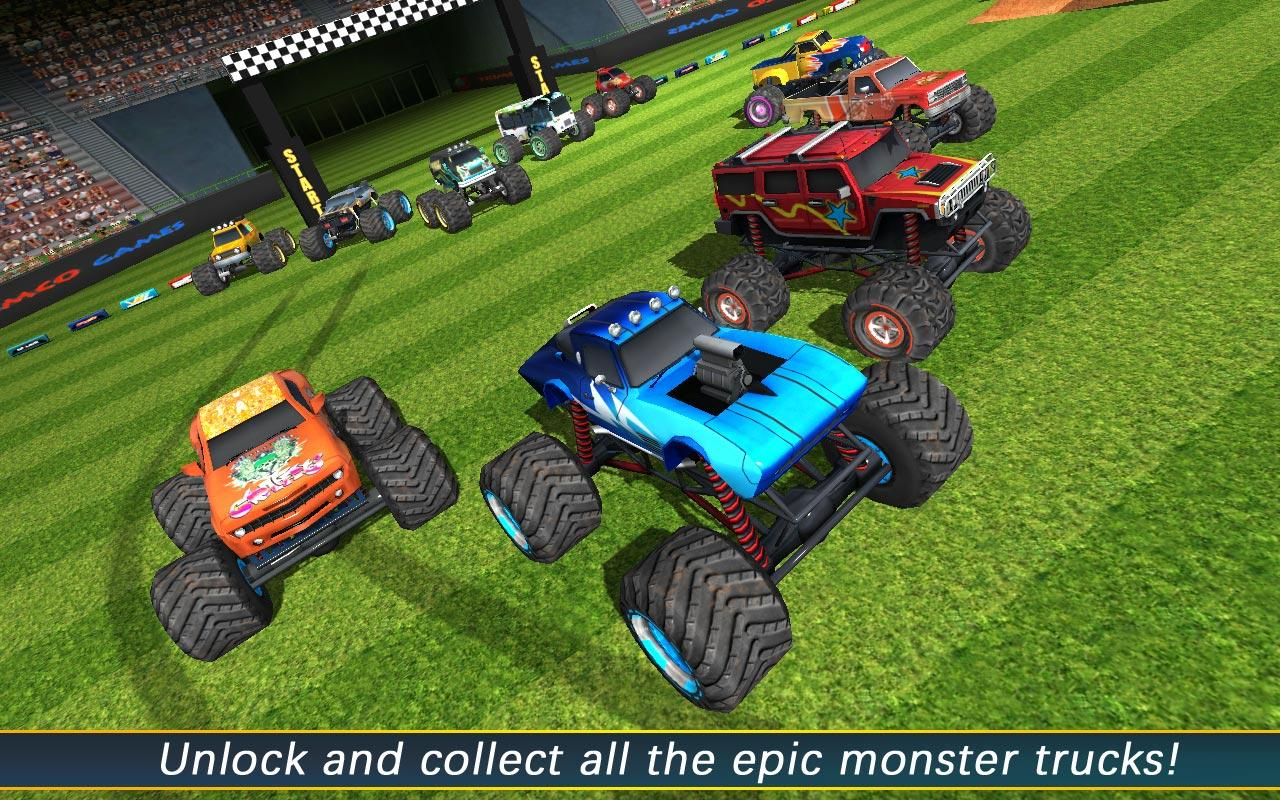 AEN Monster Truck Arena 2017 Screenshot 4