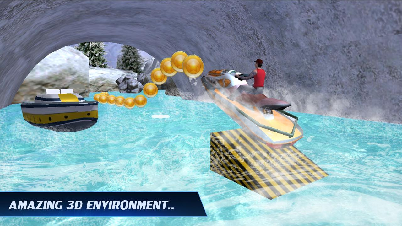 Jet Ski Driver Screenshot 1