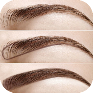 DIY Eyebrows Step by Step
