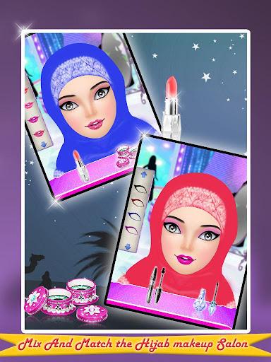 Hijab Makeup Salon: Girls Game