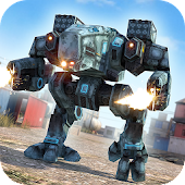 APK Game Robots Tanks of War 3D for iOS