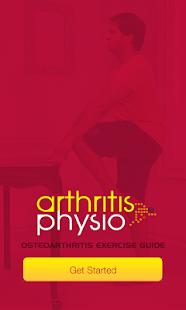 Arthritis Physio- screenshot