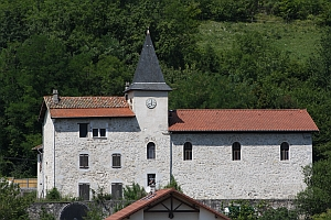 photo de Eglise La Flachère (St. Philibert)