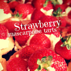 Strawberry Mascarpone Tarts